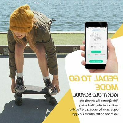 Swagtron Skateboard Charge App