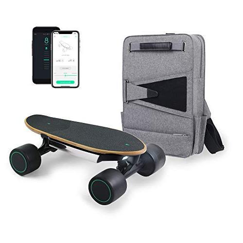 spectra mini electric skateboard