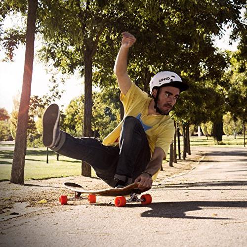 Orangatang Stimulus 70 80a Longboard Skateboard Wheels w/Loaded Jehu Bearings