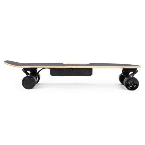 Stunning Electric Longboard Double Motor Power With Remote