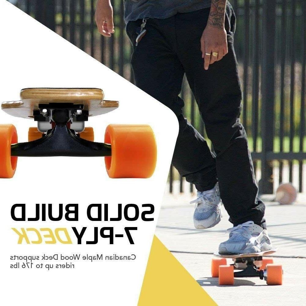 SWAGTRON NG-1 Electric Longboard Electric Remote
