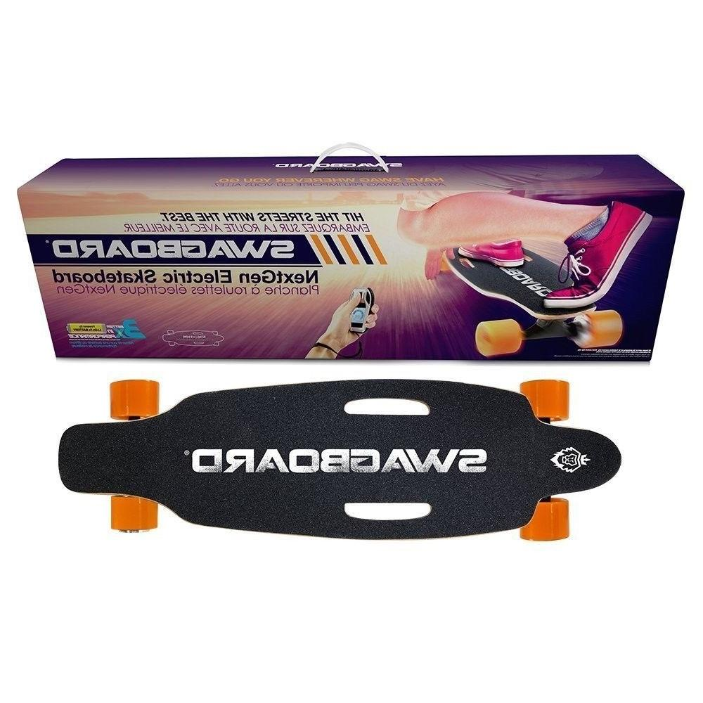 SWAGTRON NG-1 Longboard Electric with Remote