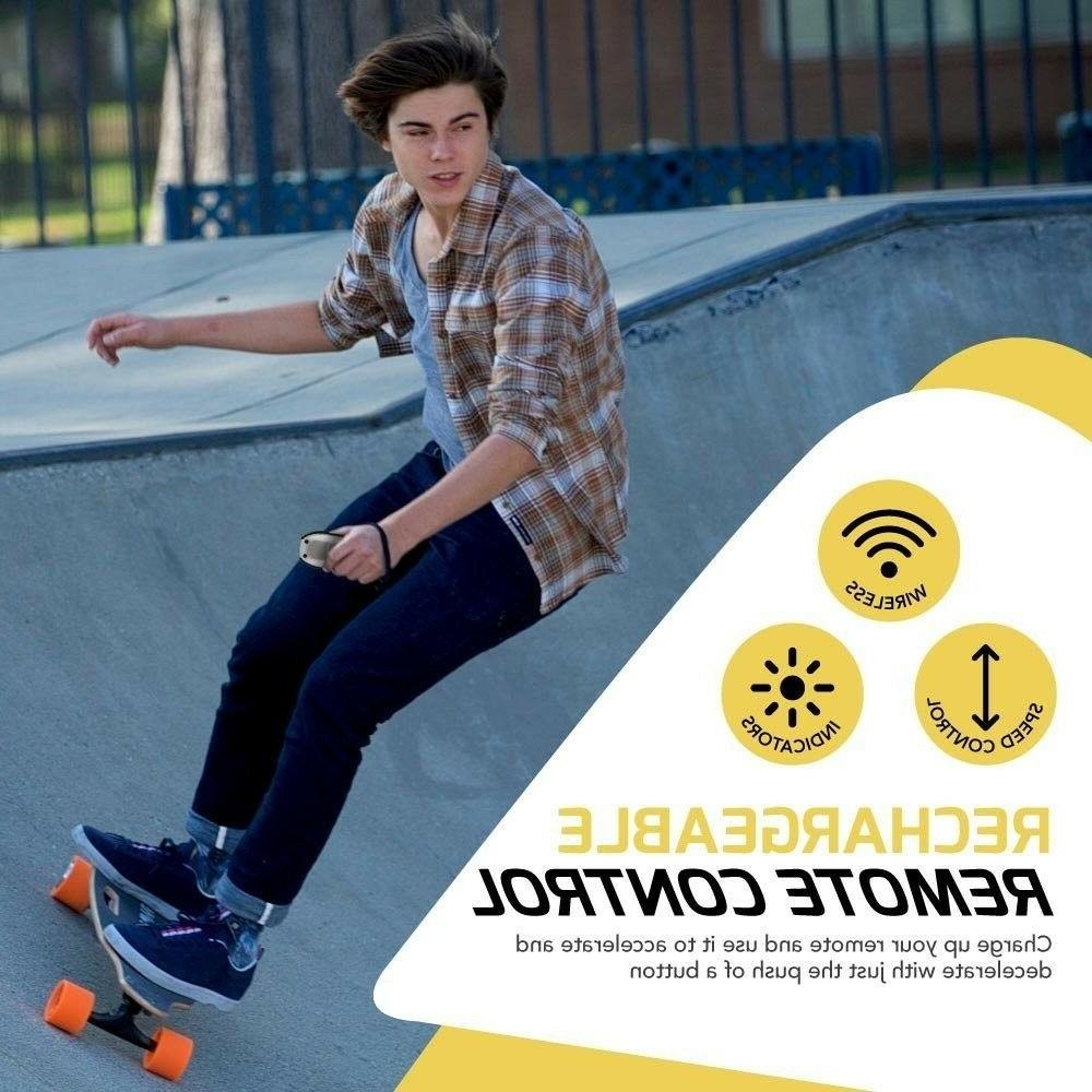 SWAGTRON NG-1 Longboard Electric Skateboard Remote