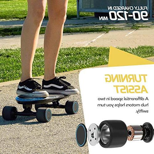 Swagtron Swagboard Electric 12 – 15 MPH Mobile