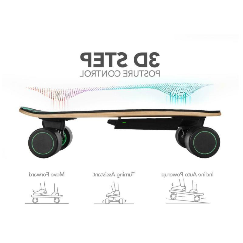 Swagtron AI Skateboard Mobile