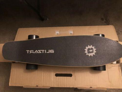 Skateboard Electronic Longboard 17mph 350W