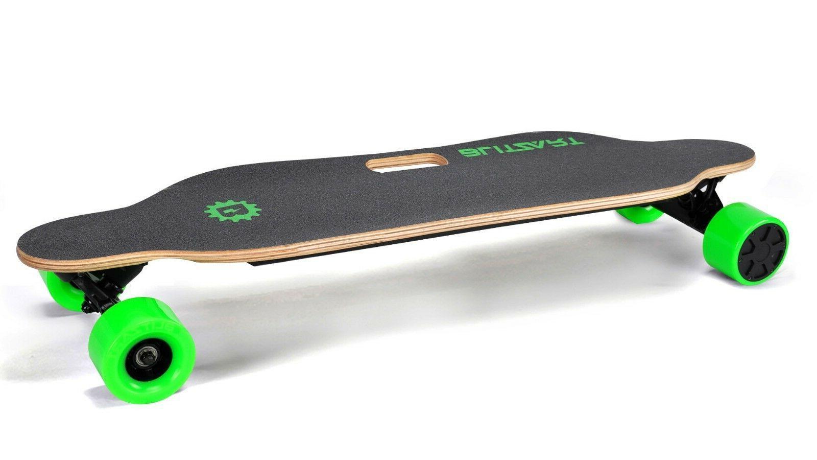BLITZART Tornado Skateboard Longboard 350W 17mph