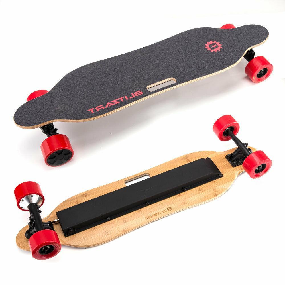 BLITZART Skateboard 350W