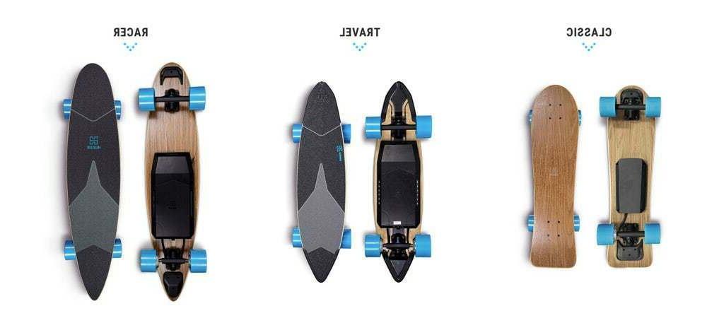 Huger Travel Electric Skateboard Speed 20 MPH 22Mi