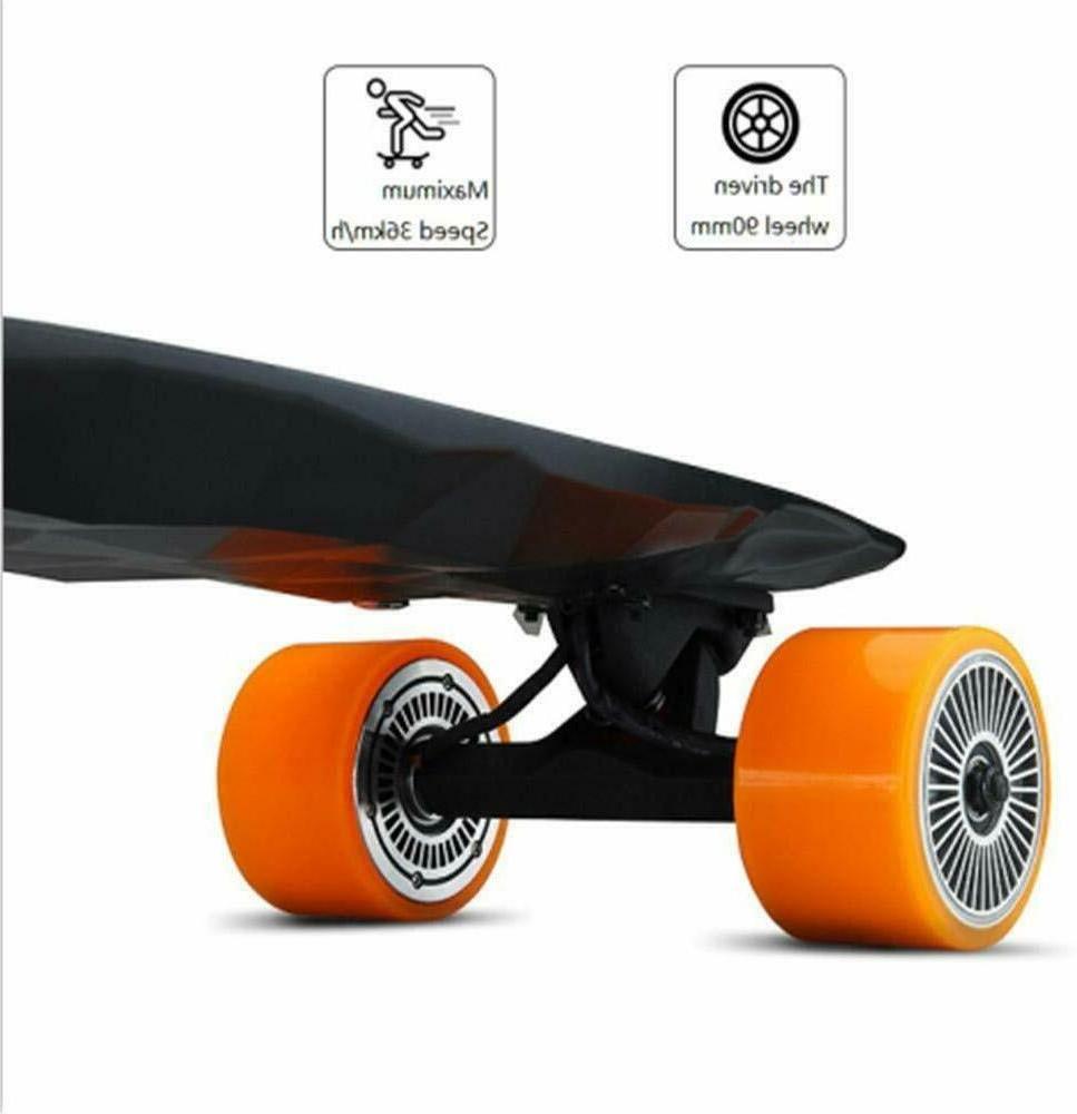 USA 4 Skateboard Max 2,1000W Wireless Skateboard Accessory