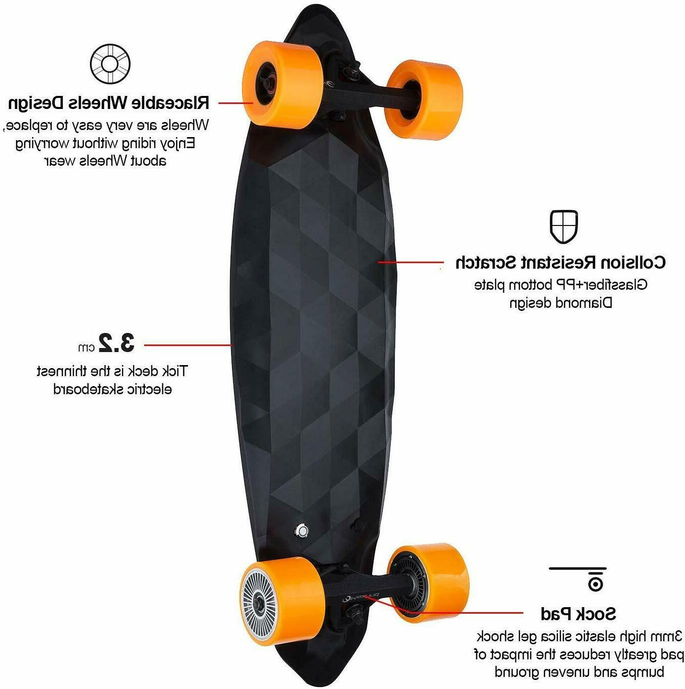 USA Skateboard Wireless Accessory