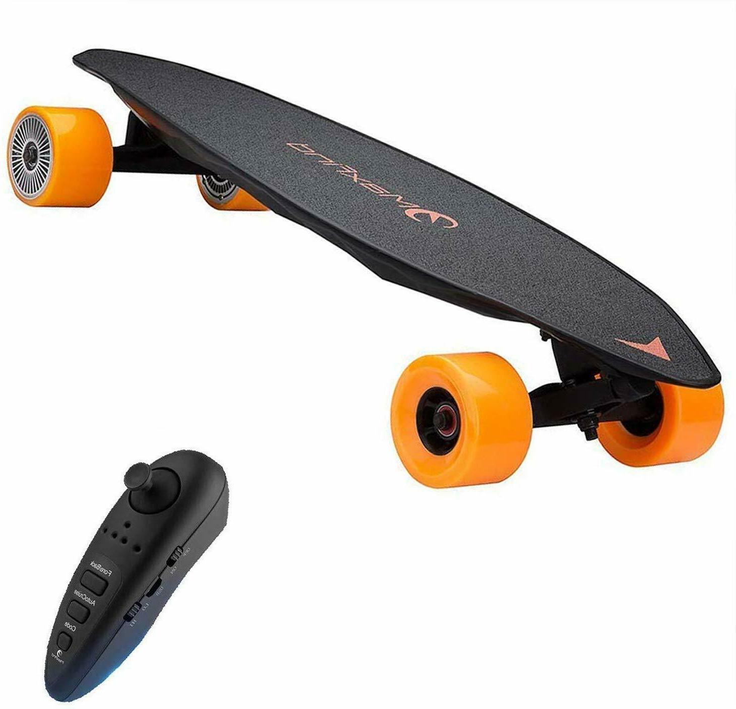 USA 4 Skateboard Wireless