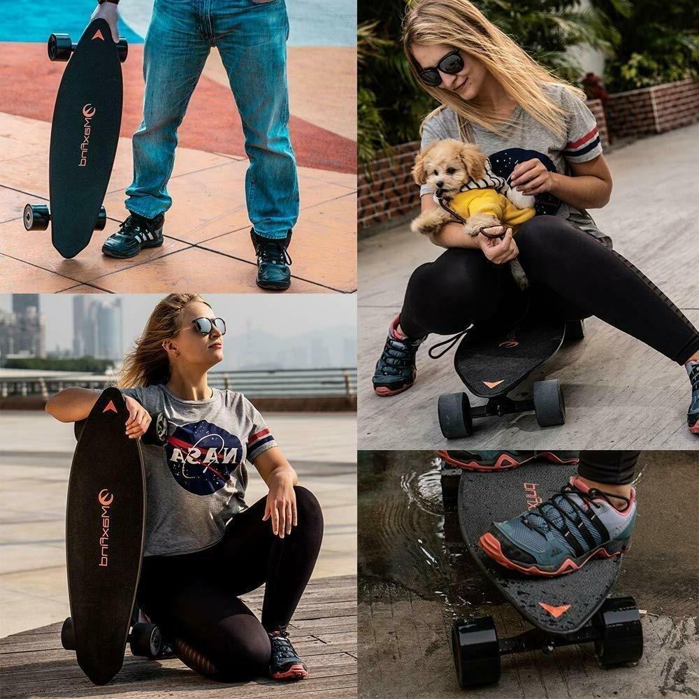 USA Wheel Electric Skateboard 2,1000W Wireless Accessory