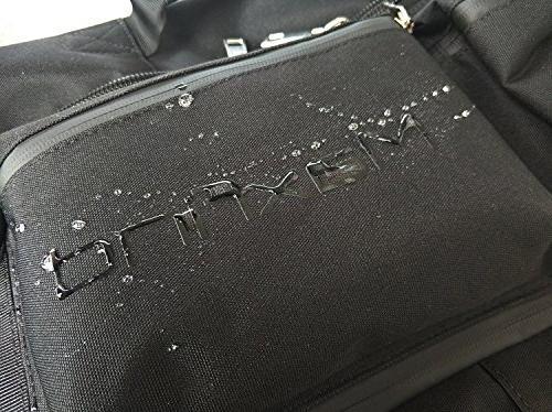 Maxfind Oxford Fabric PVC Cruiser Carry Bag Handy Handbag