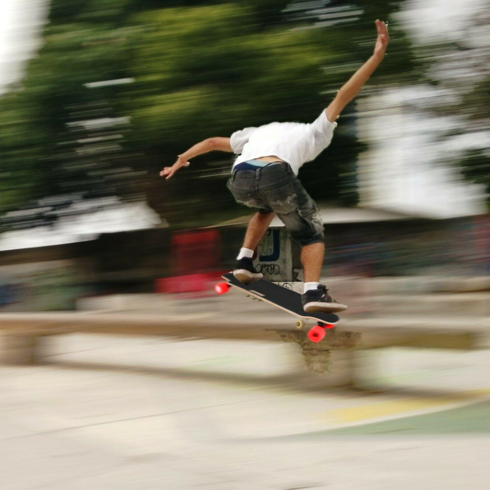 Hub Motor Electric Skateboard Longboard