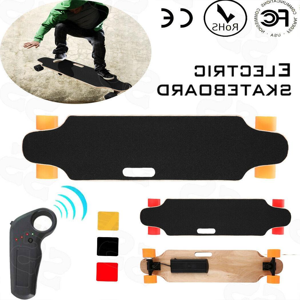 ANCHEER Wireless Hub Longboard Maple