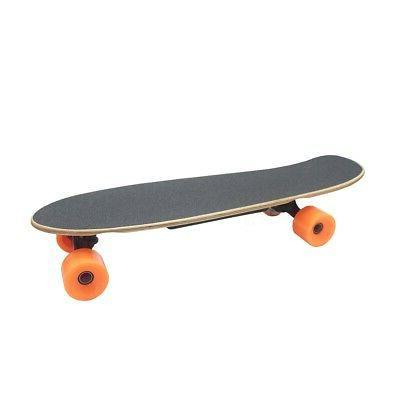 Wireless 4 Wheel Longboard Skate Board