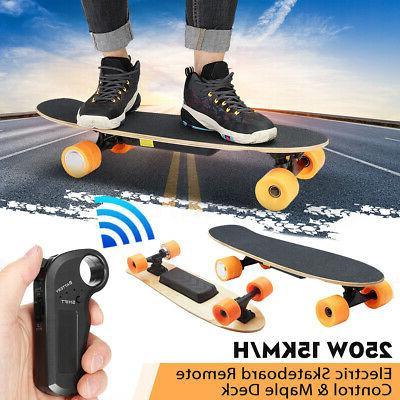 Wireless 4 Longboard Board