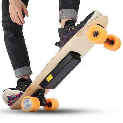 Wireless 4 Longboard Skate