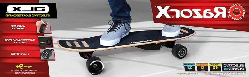 RazorX Skateboard