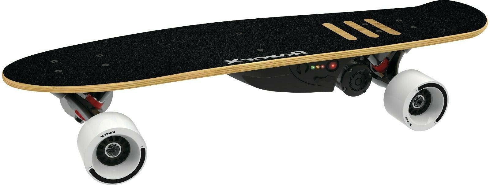 x electric skateboard cruiser wireless remote wrist