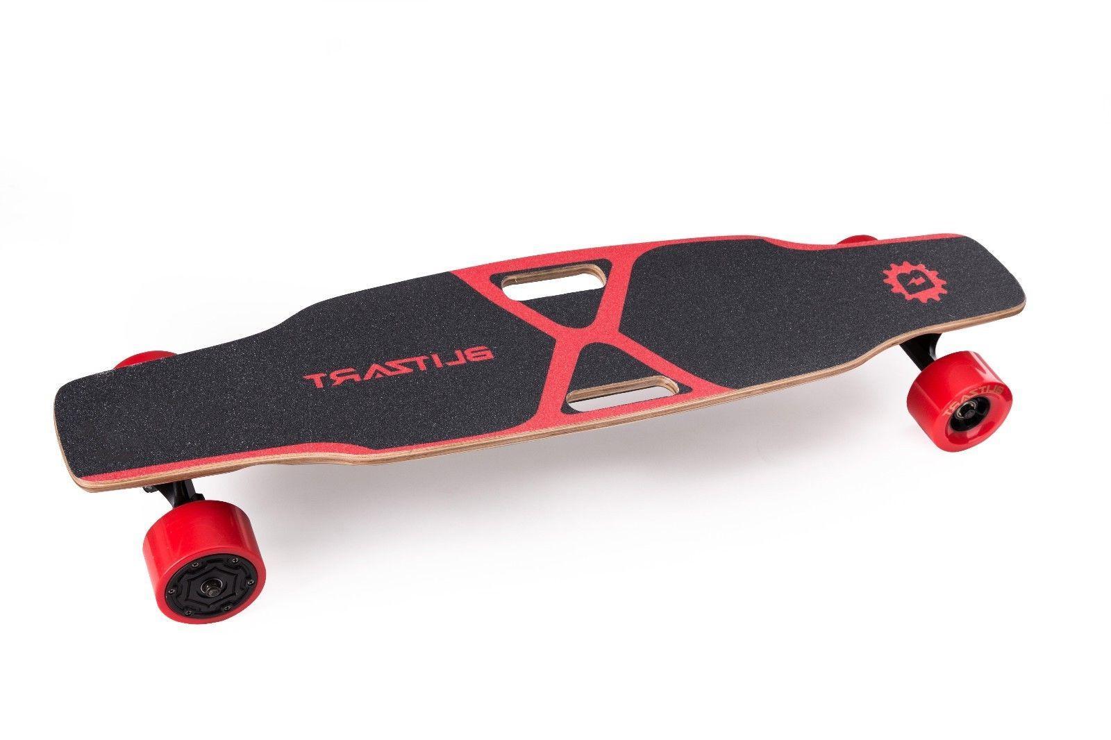 BLITZART Electric Skateboard Model