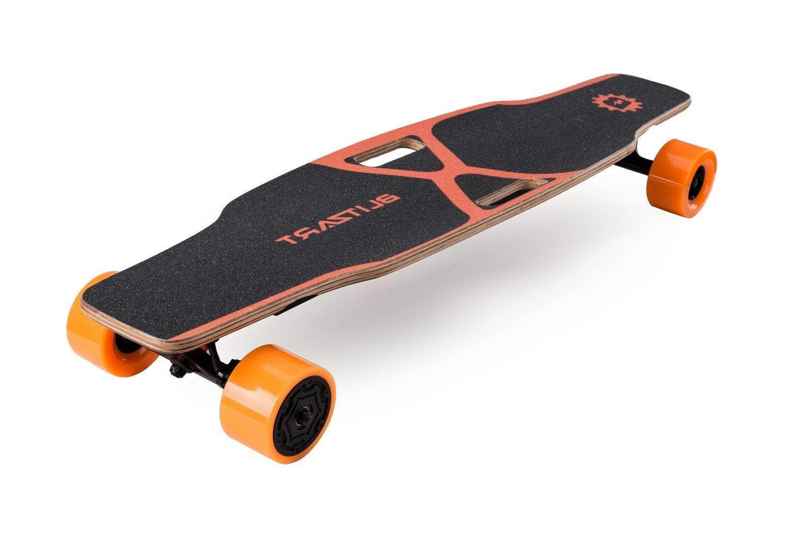 BLITZART X-Plore Skateboard