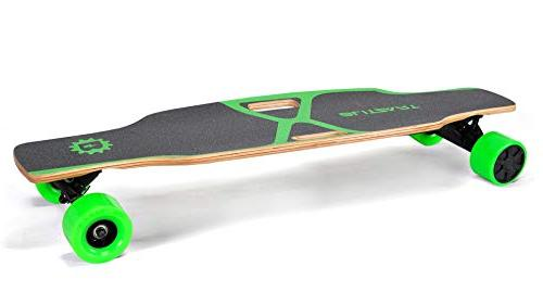 x plore electric skateboard longboard