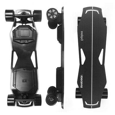 x6 300w 2 motor electric skateboard charger