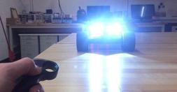 LED Head/tail lights for skateboard/electric skateboard