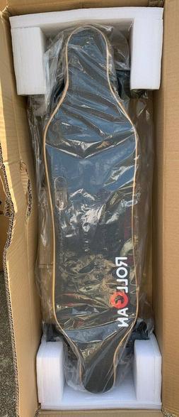 Longboard Electric Skateboard 2x350W Dual Hub Motors Moteriz