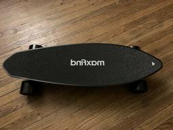 max 2 dual hub motor electric skateboard