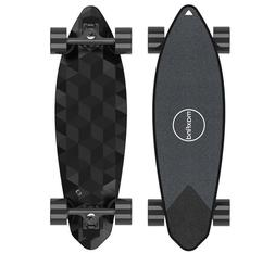 Electric Skateboard Max2Pro Dual Motor 15miles 24mph 3 Modes