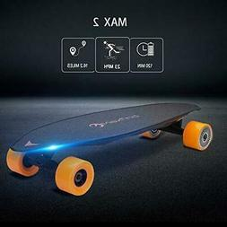 Electric Skateboard 4th Generation 18 MPH with Velocity Cont