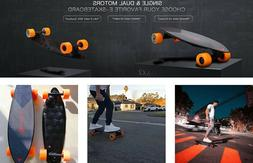 Maxfind MAX-2 Single Motor Electric Skateboard with Remote P