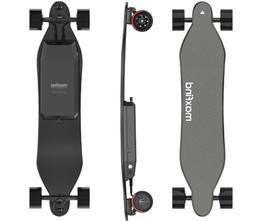 Maxfind Max 4 PRO Series Electric Skateboard With Remote Con