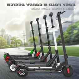 Megawheels Electric Scooter Folding Ultralight Skateboard E-
