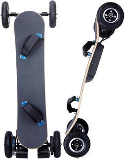 new 3300w electric off road skateboard mountain