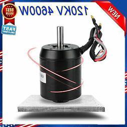 NEW 6384 Brushless Outrunner Sensored Motor 120KV 4600W For