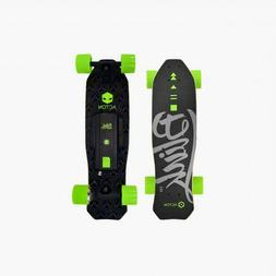 new blink lite electric skateboard black