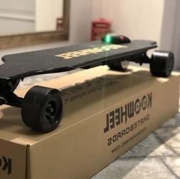 New Koowheel D3M 2nd Generation Longboard Electric Skateboar