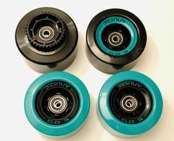 NEW Yuneec E-go Ego2 90mm Wheels Electric Skateboard Longboa