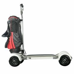 🔥2019 1000w/60v Electric Skateboard Off Road Golf Cart Sc