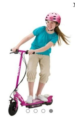 Pink E150 Razor Electric Scooter Skate Board