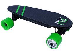 portable mini electric skateboard skateboard with wireless