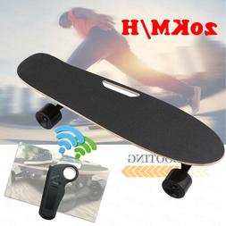 Pro Electric Skateboard 350W Motor Longboard Board Wireless