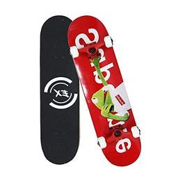 """Pro Skateboards 31 X 8"""" Standard Skateboards Cruiser Complet"""