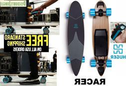 Huger Tech Racer Electric Longboard Skateboard 2000W Top Spe