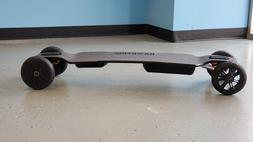 Backfire Ranger X1 Electric Longboard e-Skateboard V2 Black