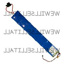 replacement battery electric skateboard dual engine 1800w